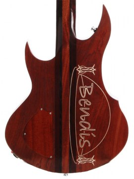 Bendis Guitar by Criman